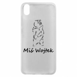 Phone case for Xiaomi Redmi 7A Wojtek the Bear