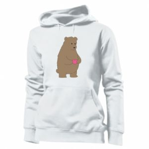 Women's hoodies Bear