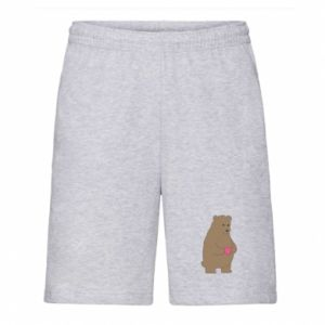Men's shorts Bear
