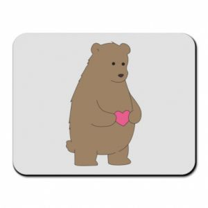 Mouse pad Bear
