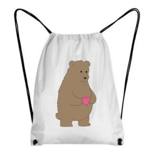 Backpack-bag Bear