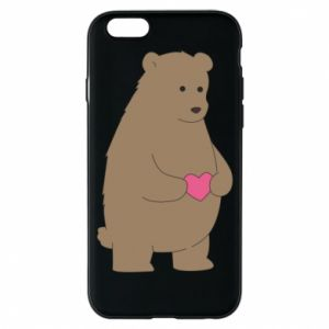 Phone case for iPhone 6/6S Bear