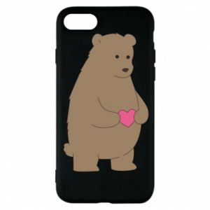 Phone case for iPhone 8 Bear