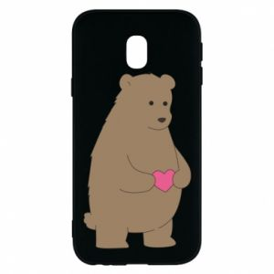 Samsung J3 2017 Case Bear