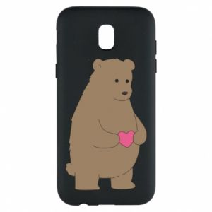 Samsung J5 2017 Case Bear