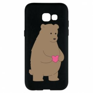 Phone case for Samsung A5 2017 Bear