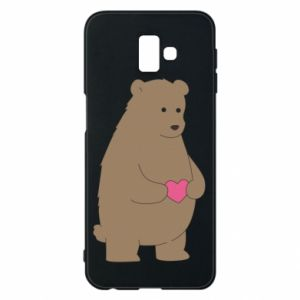 Phone case for Samsung J6 Plus 2018 Bear