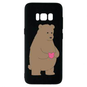 Phone case for Samsung S8 Bear