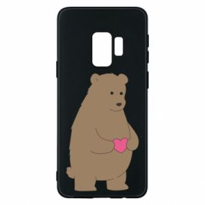 Phone case for Samsung S9 Bear
