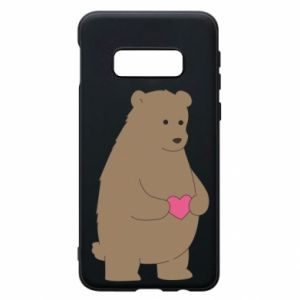 Samsung S10e Case Bear