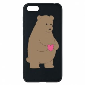Phone case for Huawei Y5 2018 Bear