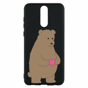 Phone case for Huawei Mate 10 Lite Bear