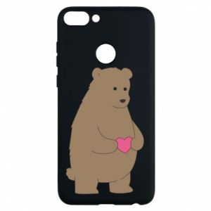 Phone case for Huawei P Smart Bear