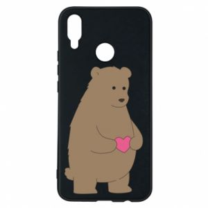 Phone case for Huawei P Smart Plus Bear