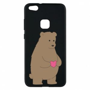 Phone case for Huawei P10 Lite Bear