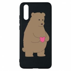Phone case for Huawei P20 Bear