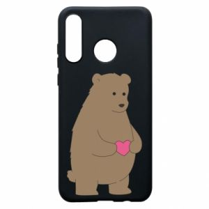 Phone case for Huawei P30 Lite Bear