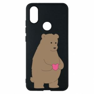 Phone case for Xiaomi Mi A2 Bear