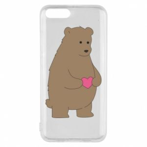 Phone case for Xiaomi Mi6 Bear
