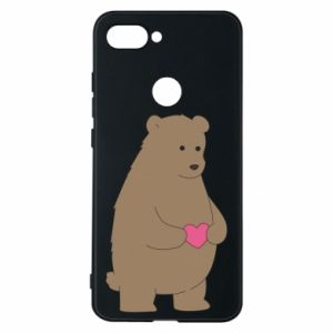 Phone case for Xiaomi Mi8 Lite Bear