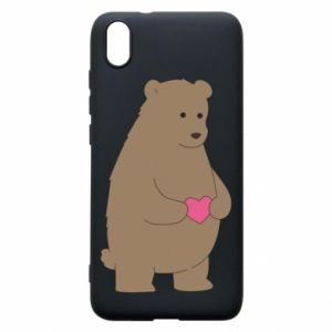 Phone case for Xiaomi Redmi 7A Bear