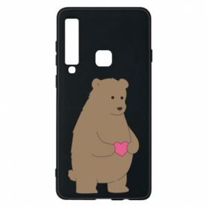 Phone case for Samsung A9 2018 Bear