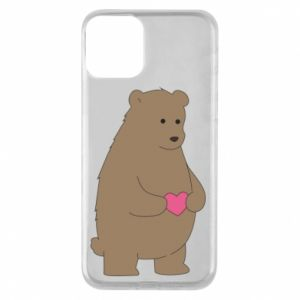 Phone case for iPhone 11 Bear