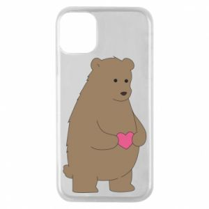 Phone case for iPhone 11 Pro Bear