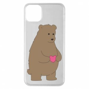 Phone case for iPhone 11 Pro Max Bear