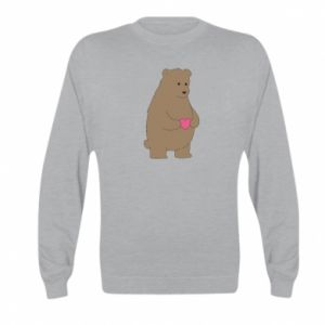 Kid's sweatshirt Bear