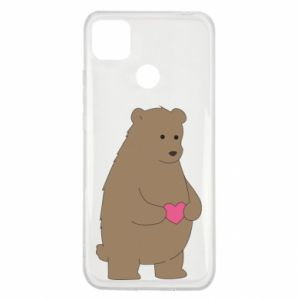 Xiaomi Redmi 9c Case Bear