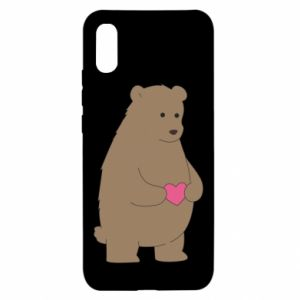 Xiaomi Redmi 9a Case Bear