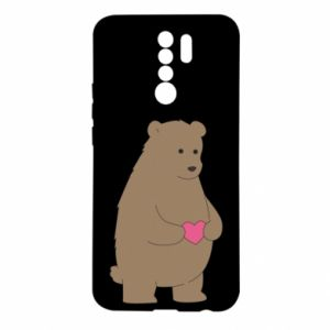 Xiaomi Redmi 9 Case Bear