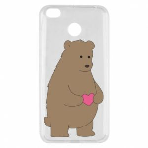 Xiaomi Redmi 4X Case Bear