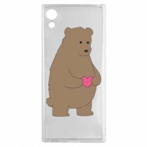 Sony Xperia XA1 Case Bear