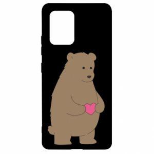 Samsung S10 Lite Case Bear