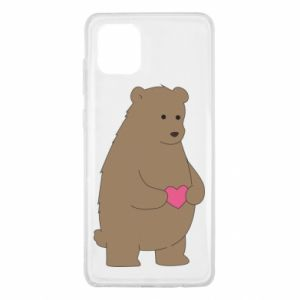 Samsung Note 10 Lite Case Bear