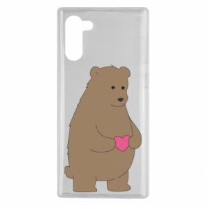 Samsung Note 10 Case Bear