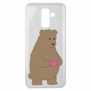 Samsung J8 2018 Case Bear