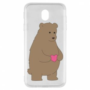 Samsung J7 2017 Case Bear