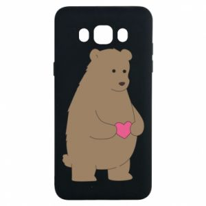 Samsung J7 2016 Case Bear