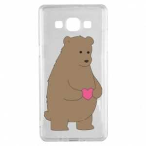 Samsung A5 2015 Case Bear