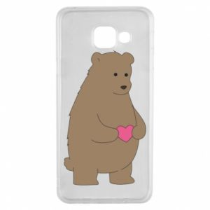 Samsung A3 2016 Case Bear