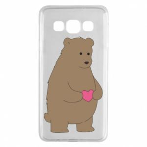 Samsung A3 2015 Case Bear