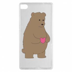 Huawei P8 Case Bear