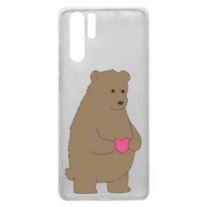 Huawei P30 Pro Case Bear