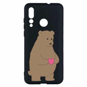 Huawei Nova 4 Case Bear