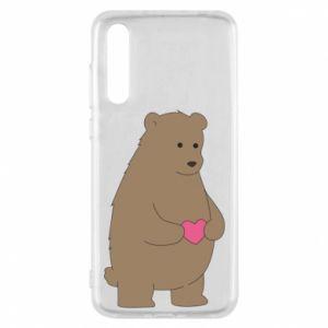 Huawei P20 Pro Case Bear