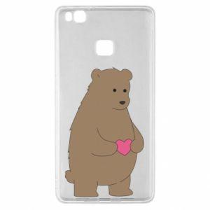 Huawei P9 Lite Case Bear