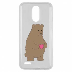 Lg K10 2017 Case Bear